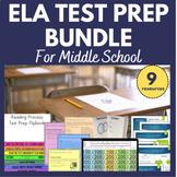 ELA Reading Test Prep BUNDLE