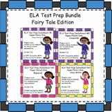 ELA Test Prep Bundle: Fairy Tale Edition