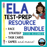 ELA Test Prep Bundle: Writing with the RACE Strategy, Lite