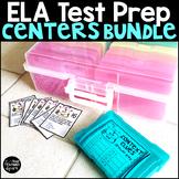 ELA Test Prep Task Cards Bundle for 3rd Grade