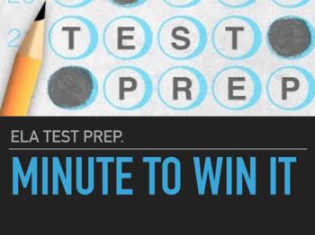 ELA Test Prep. Gaming Bundle - 4 Games in All!