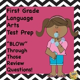 Grade 1 - Lang. Arts/ELA Test Prep - Get ready for SAT10 and standardized tests!