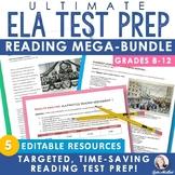 ELA Test Prep Mega-Bundle: Targeted, Time-Saving, Differen