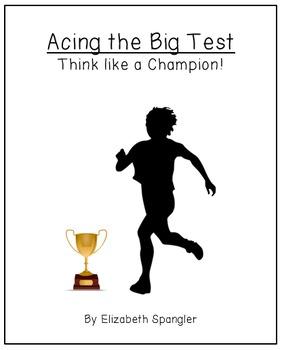 ELA Test Prep:  Reading Skills Review ~ Think  like a Champion