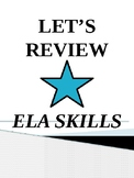 ELA TEST PREP REVIEW FOR GRADES 3, 4, & 5/Oklahoma Academic Standards & CCS