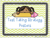 ELA Test Prep Strategy Posters