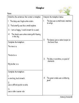 ELA Test Preparation Daily Sheets & Nonfiction Passage