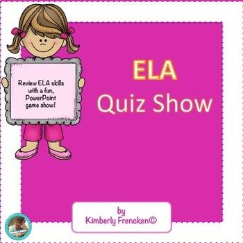 ELA Test Preparation PowerPoint
