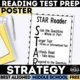 ELA Test Taking Strategy Poster