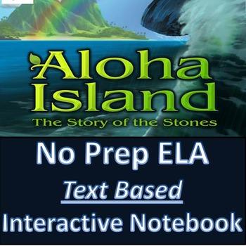 ELA Text Based Interactive Notebook