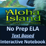 ELA Text Based Interactive Notebook