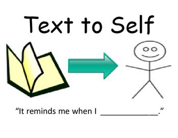 ELA Text to Self