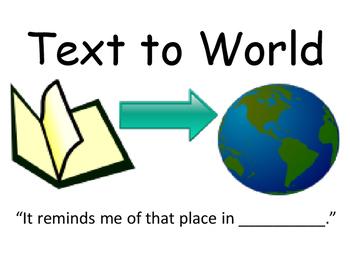 ELA Text to World