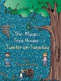 ELA Unit for The Magic Tree House Twister on Tuesday