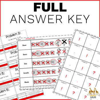 ELA Valentines Day Game Punctuation Activity with No Prep and Answer Key