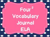 ELA Vocabulary Four Square