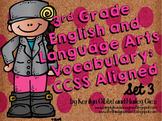 ELA Vocabulary Grades 2-4 CCSS Aligned: Set 3