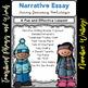 BUNDLE, Winter Literacy. Descriptive, Narrative, & Informative Sets. BONUS!