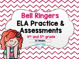 4th and 5th Grade ELA Daily Practice & Weekly Assessments- Entire Year