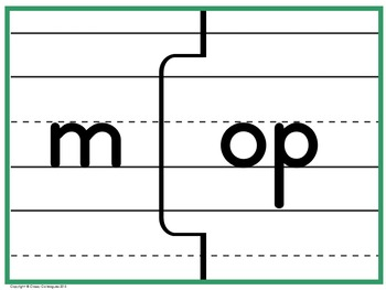 Word Chunk Puzzles - CVC Words