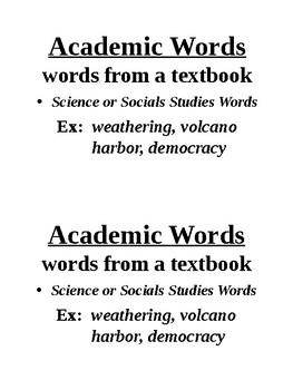 ELA TEST PREP-Anchor Charts for Grades 3-5/Oklahoma Academic Standards & CCS