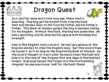 ELA Center with Grammar Quest, 2nd and 3rd grade