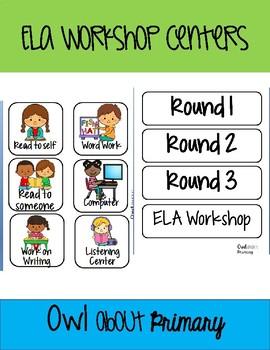ELA Workshop Center