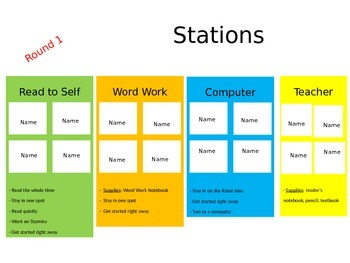 ELA Workstations