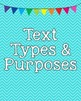 11th and 12th grade Writing Common Core Standards Posters