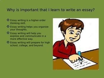 ELA Writing PowerPoint Bundle