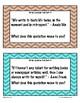 ELA Writing Quotation Task Cards