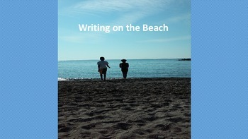 ELA Writing on the Beach