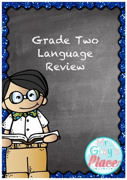 ELA Year-End Review (Grade 2)