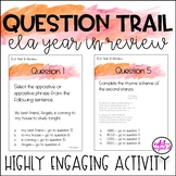 ELA Year In Review Test Prep Question Trail - Question Loop (version 1)