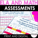 Reading and Math Assessments | Letters, Sounds, Sight Word