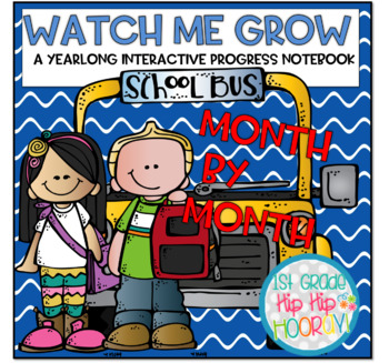 Watch Me Grow...ELA and Math CCSS ...Practice Activities or Assessment