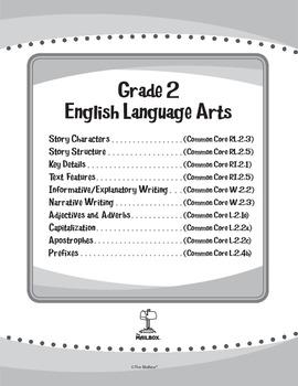 ELA eUnits Gr. 2 - Set of 10