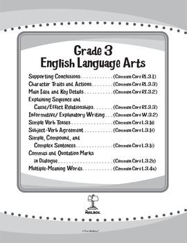 ELA eUnits Gr. 3 - Set of 10