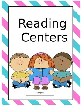 ELA or Reading Centers- Guided Reading Block