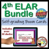 Distance Learning ELAR Boom Cards Growing Bundle