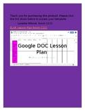 ELAR Lesson Plan Template