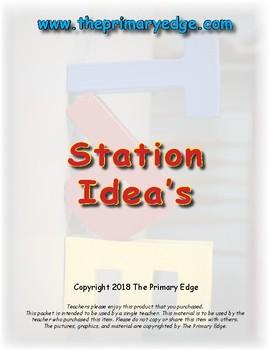 ELAR Station Ideas