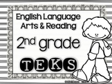 ELAR TEKS Posters - 2nd grade {No color-Ink Friendly}