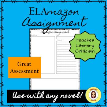 ELAmazon Assignment