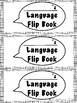 ELD Resource:  Language Flip Book