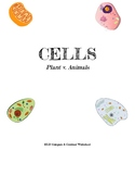 ELD Science: Plant Cells v. Animal Cells