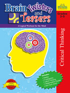 Brain Twisters and Teasers eBook