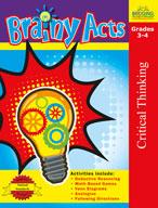 Brainy Acts (Enhanced eBook)