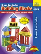 Cross-Curricular Building Blocks: Pre K (Enhanced eBook)