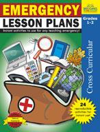 Emergency Lesson Plans: Grades 1,2